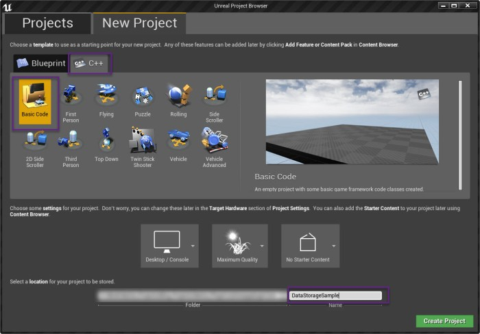 Import C++ Plugin into Unreal Engine 4 – Game Development